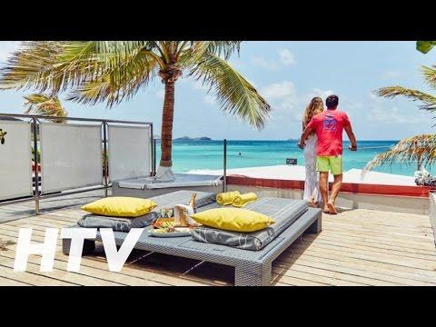 Tom Beach Hotel en Gustavia, Saint Barthelemy
