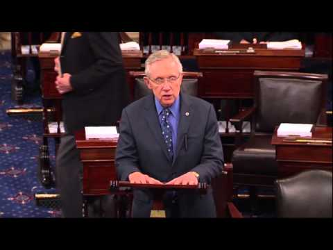 Sen. Reid: I'll Cherish Sen. Inouye's Kindness