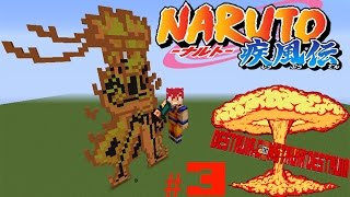 DESTRUIR,CONSTRUIR,DESTRUIR...episodio #3 Naruto shipuden
