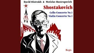 Cello Concerto No. 1 in E-Flat Major, Op. 107: Allegro con moto