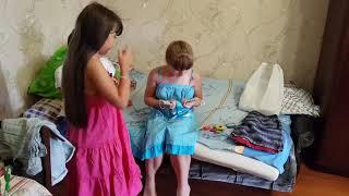 Подарки для Эдика , Гульназ и детей из Италии