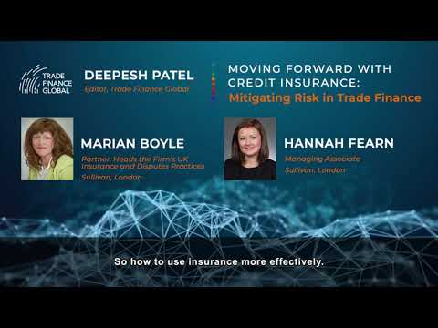 PODCAST: Moving forward with Credit Insurance: Mitigating Risk in Trade Finance (S1E18)