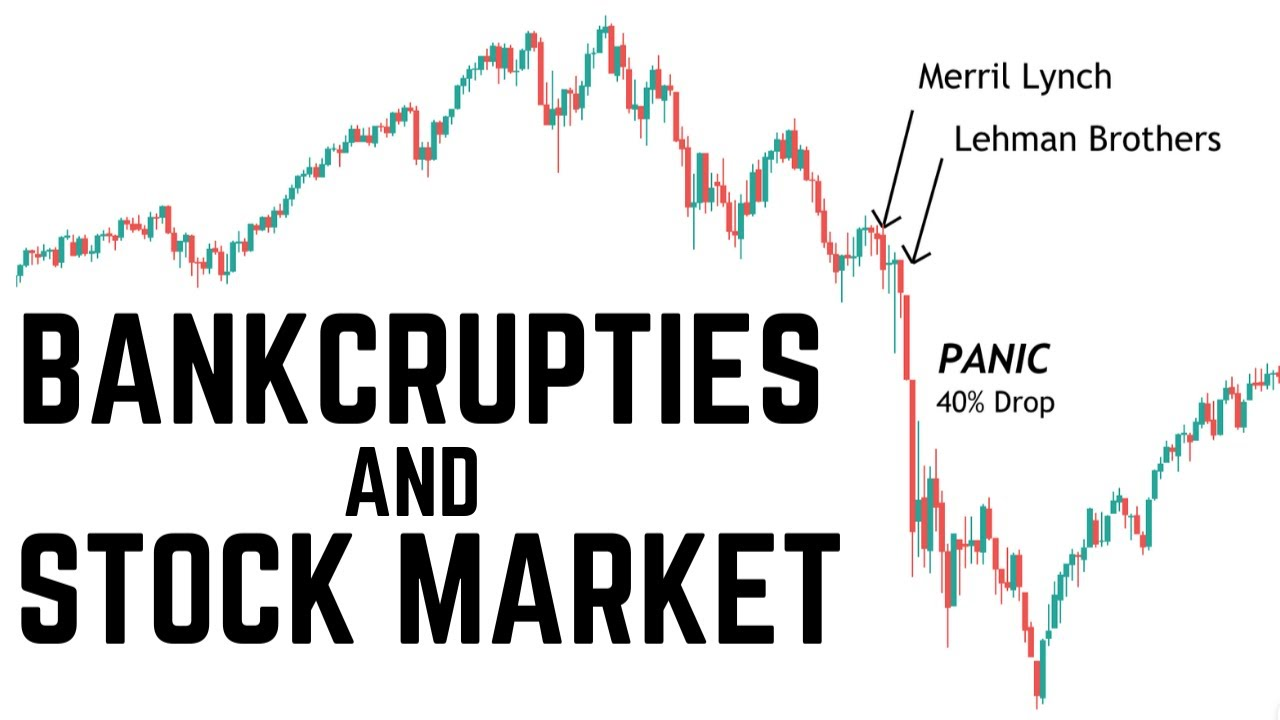 2020 Bankruptcy Tidal Wave and The Stock Market