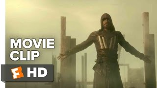 Assassin's Creed Movie CLIP - Leap of Faith (2016) - Michael Fassbender Movie