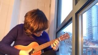 Ánh trăng nói hộ lòng tôi (ukulele fingerstyle)