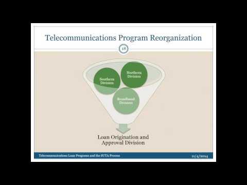 2014 11 04 USDA Funding for Telecom Infrastructure; SUTA Initiative; TTC Webinar