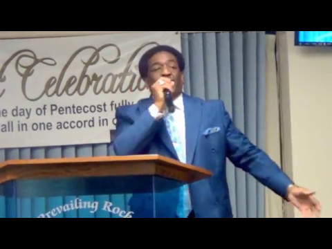 Guest Speaker Pastor L White from OutReach Christian Ministries Newark NJ