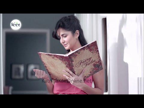 Veet Naturals Ad - Katrina Kaif thumbnail