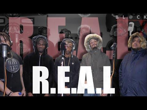 R.E.A.L [Bam Bam, NinjaMan Stinj, Trilla, Coinz, Big Watch] BL@CKBOX #CYPHER