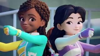 Itt a legújabb LEGO Friends videóklip!