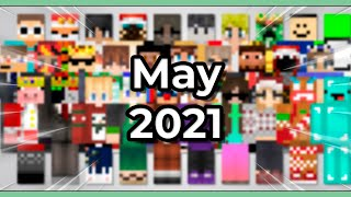 MAY DREAM SMP COMPILATION