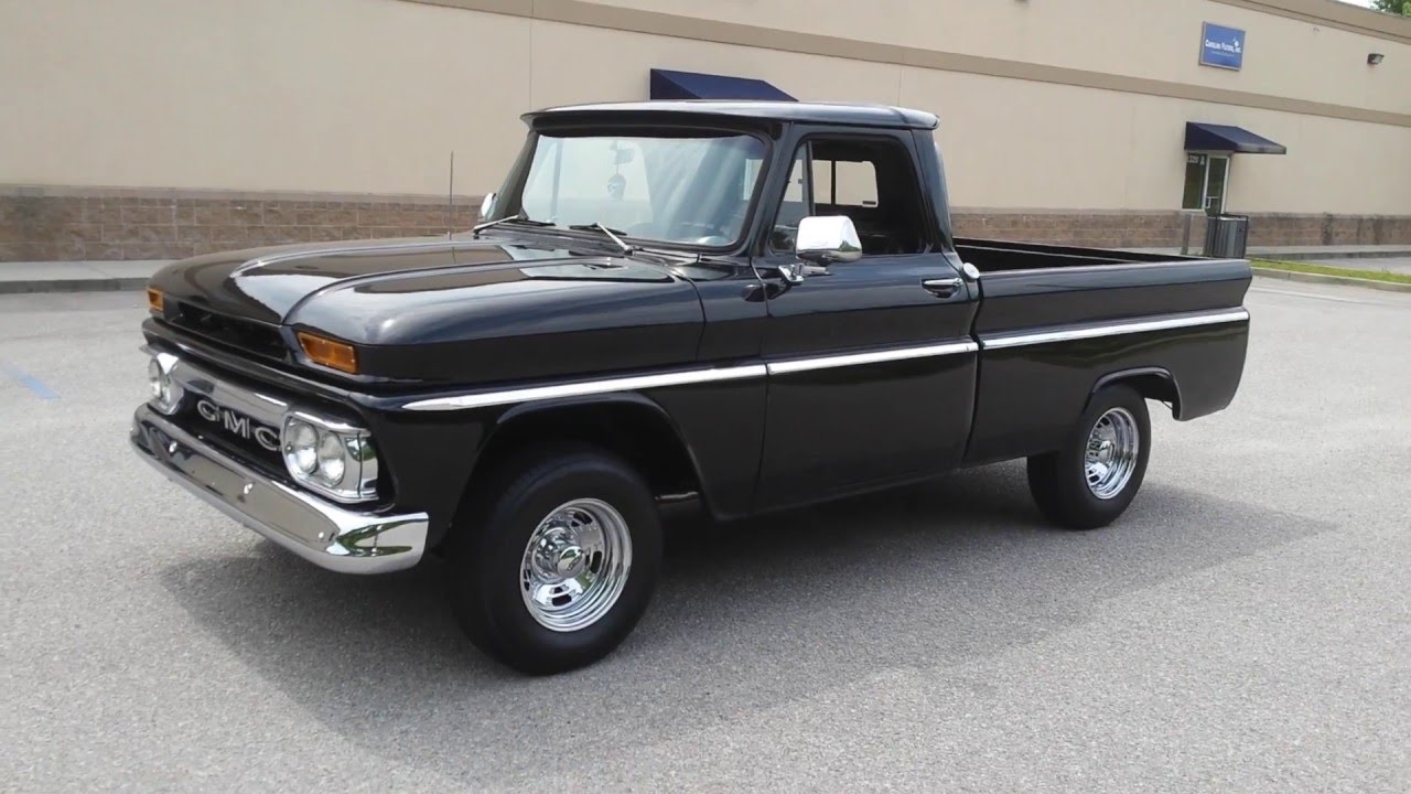 For Sale or Trade, 1965 GMC, C1000, short bed, 350 motor, 350 Tranny (SOLD)