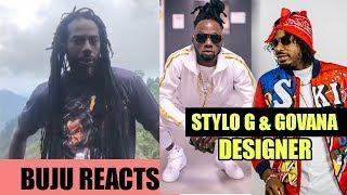 Buju Banton REACTS To Diss | Govana & StyloG HIT Song | Would YOU Was DRAWZ