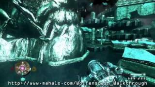 Wolfenstein Walkthrough - Mission 10: Black Sun - Hans Grosse Boss Fight Part 2