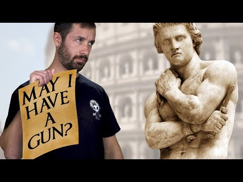 "The ""Spartacus"" Gun-Licensing Act - The Legal Brief"