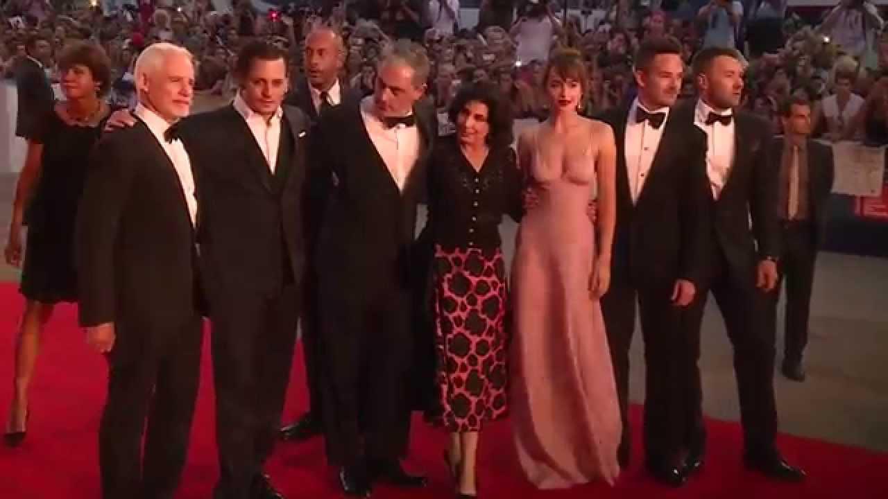 画像: 72nd Venice Film Festival - Red Carpet of Sept. 4th youtu.be