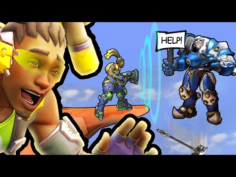 10 Hilarious Things Overwatch Players Do