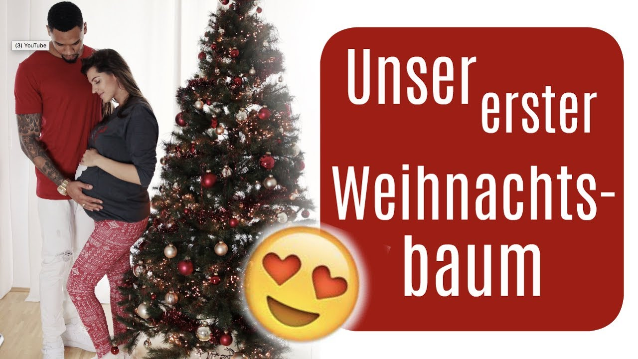 unser erster weihnachtsbaum team harrison youtube. Black Bedroom Furniture Sets. Home Design Ideas