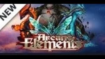 Arcane Elements - Slot Machine