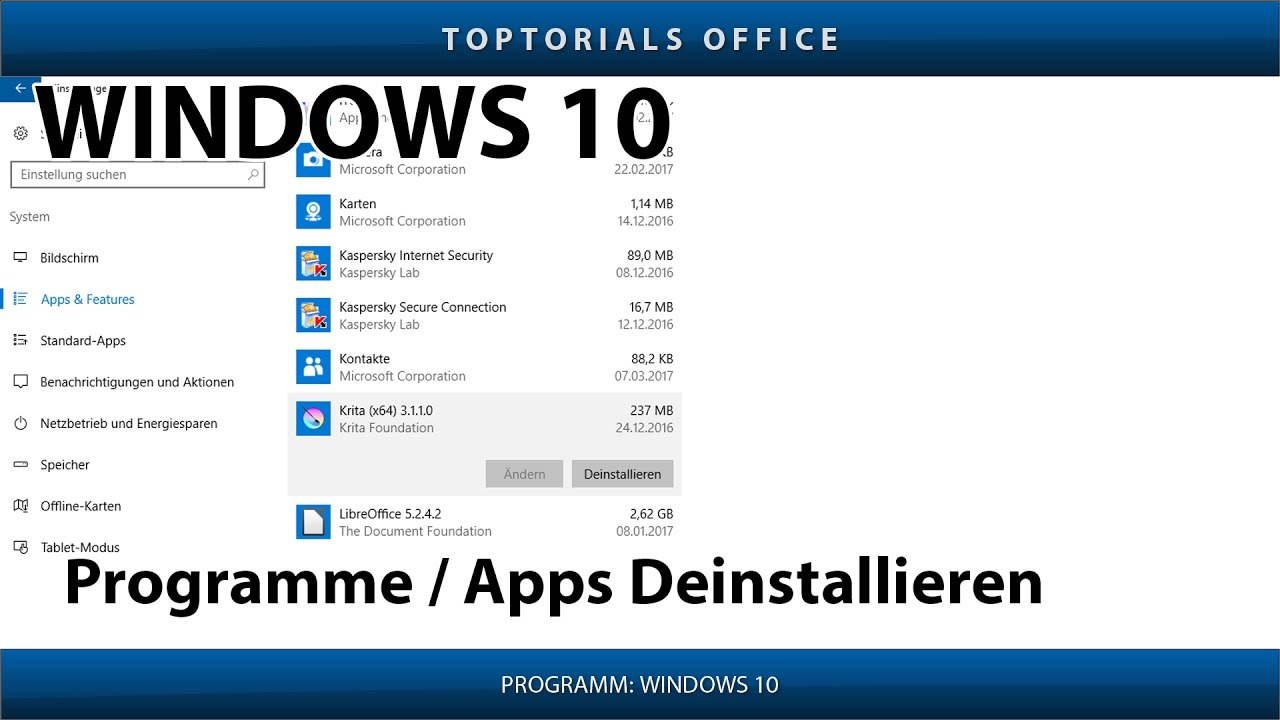 Grafikkartentreiber Deinstallieren Windows 10