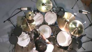 Cobus - Fightstar - Hazy Eyes (Drum Cover)