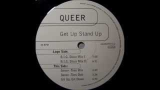 QUEER   Get Up Stand Up seven tees mix