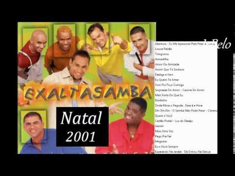 cd roda de samba do exaltasamba 2010
