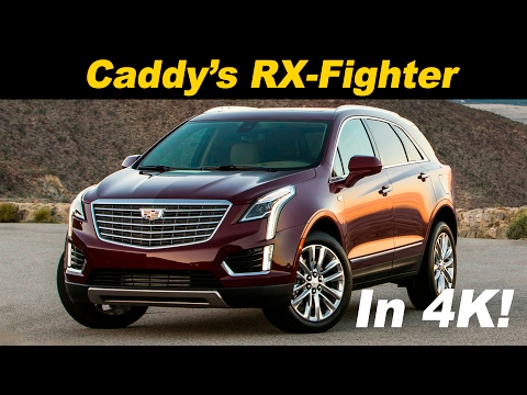 2017 Cadillac XT5 Review and Road Test - DETAILED in 4K UHD