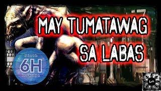 May Tumatawag Sa Labas - Tagalog Horror Story (Fiction) - Kwentong Aswang
