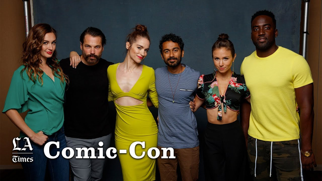 'Wynonna Earp' cast on what's next for Wynonna, Waverly and more | Comic-Con