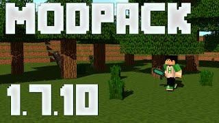Modpack leve 1.7.10 para pirata e original (Download na descrição)
