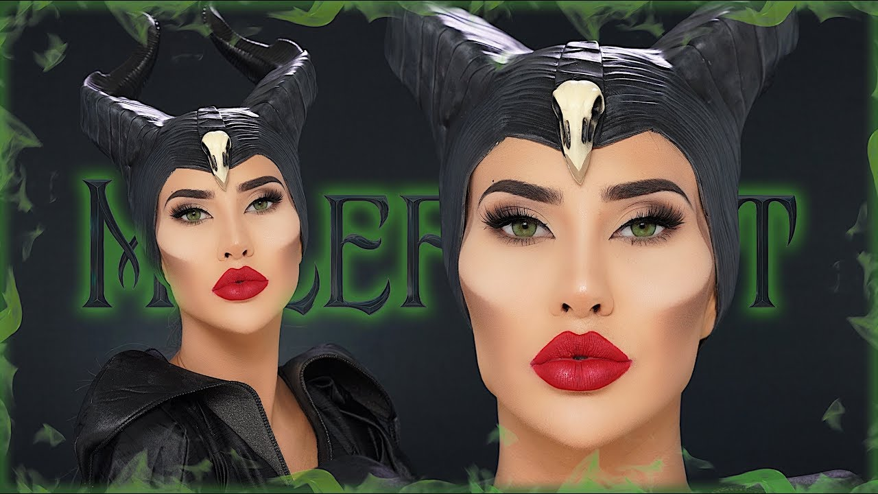 Disney S Maleficent Makeup Tutorial Brittanybearmakeup