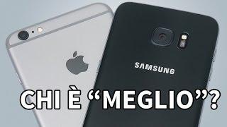 Samsung VS Apple: chi è MEGLIO?