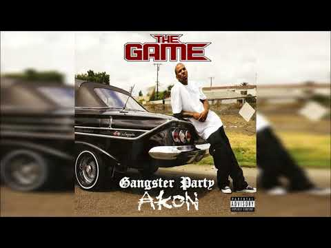 The Game - Gangster Party ft. Akon (Explicit)