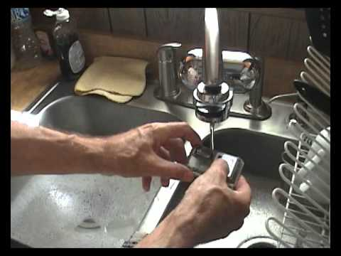 Review - Dirty Water From Pur Water Filters - YouTube