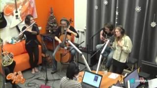 �������� ���� Группа «Карелия» в программе «Живые» на «Своём Радио» (11.12.2015) ������