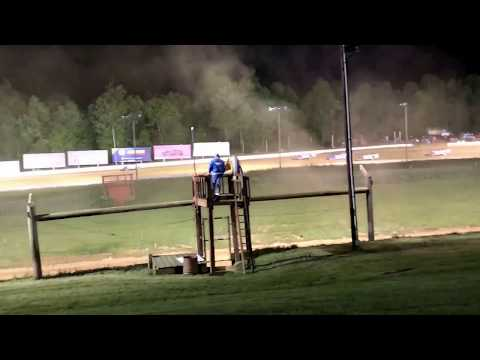 Roaring Knob Speedway: May 20th, 2017 Rush Crate Latemodel Series Feature Race