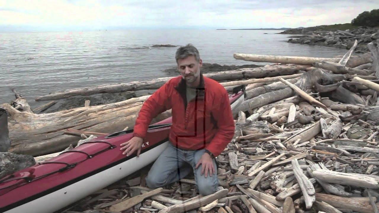 Necky Kayaks Triple Seam - Fiberglass seam construction explained