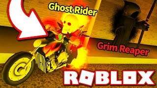 HOW TO BECOME GHOST RIDER in SUPER POWER TRAINING SIMULATOR!! *HALLOWEEN UPDATE!* (Roblox)