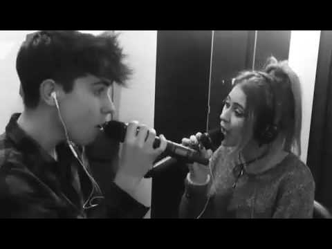 Artur Sikorski i Sylwia Przybysz - Everything has changed COVER
