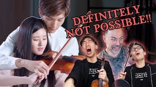 Chinese Show about Violinist Gets Everything Wrong
