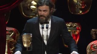 'La La Land,' Stone, Affleck win at BAFTAs