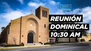 Reunion Dominical - Como el barro... - Octubre 18, 2020