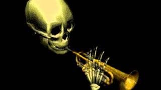 skeleton trumpet talk dirty