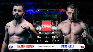 DRFN • Martin Mihálik (SK) vs Jakub Kukla (CZ)