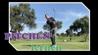 Golf - Pitchen lernen