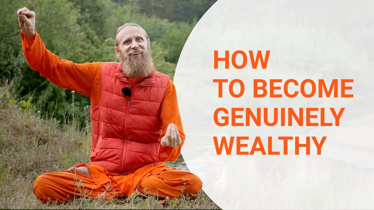 How to Become Genuinely Wealthy