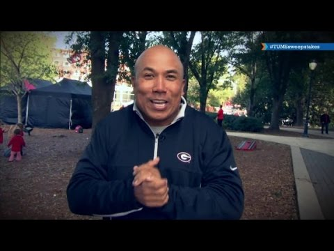 NFL legend Hines Ward learns how to tailgate