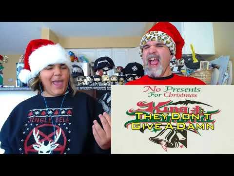King Diamond  - No Presents For Christmas (Lyric Video) [Reaction/Review]