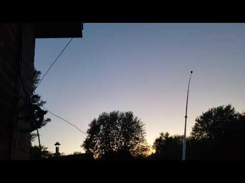 Radio Romania french 9730 Khz shortwave on Grundig Satellit Transistor 6001